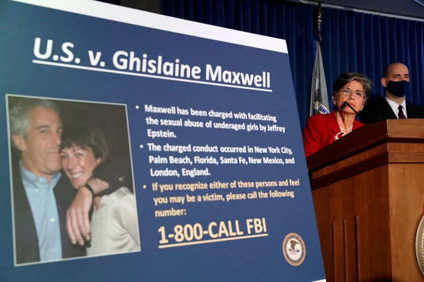 'I wish her well,' Trump says of Ghislaine Maxwell
