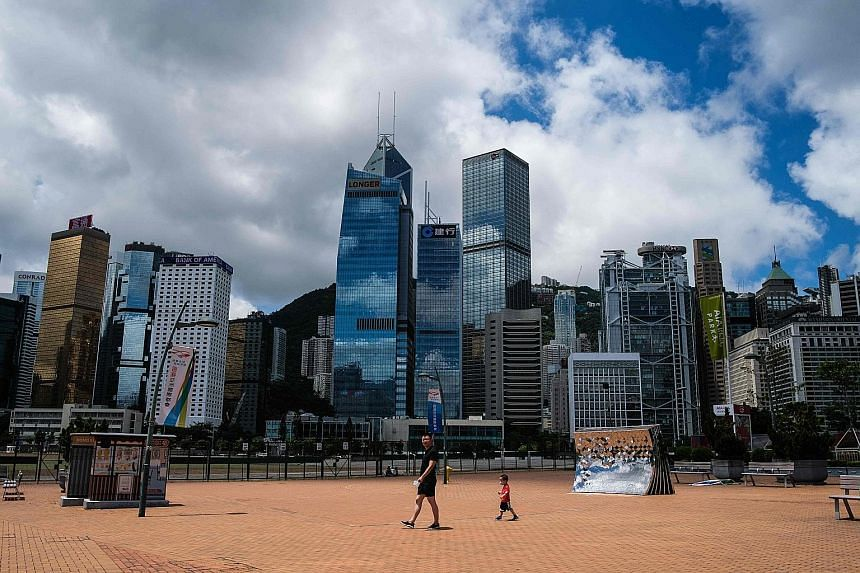 Hong Kong entrepreneurs are facing concerns from overseas clients and suppliers about the implications of running data and Internet services under the city's new national security law.