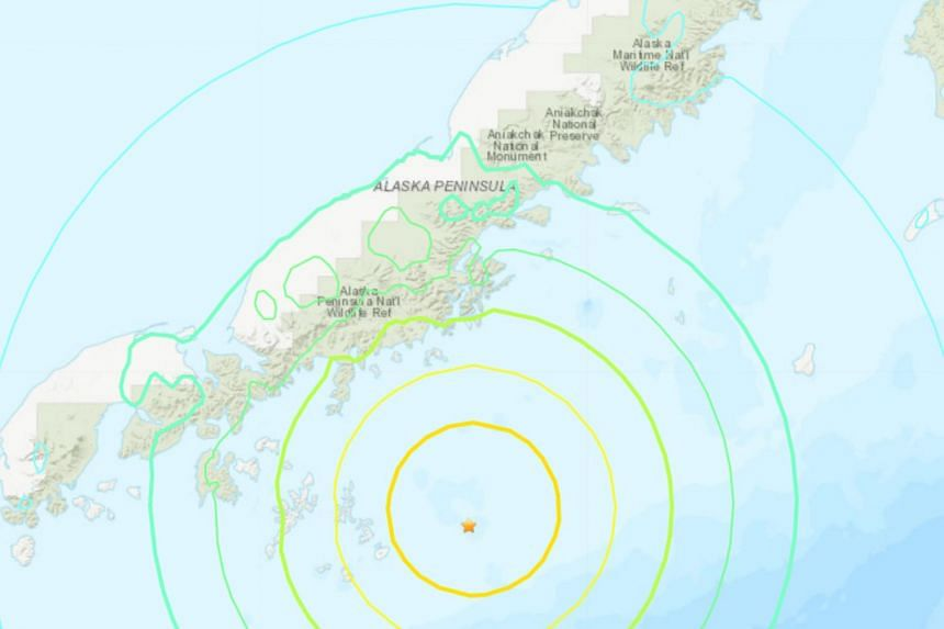 Tsunami Warning After Alaska Earthquake