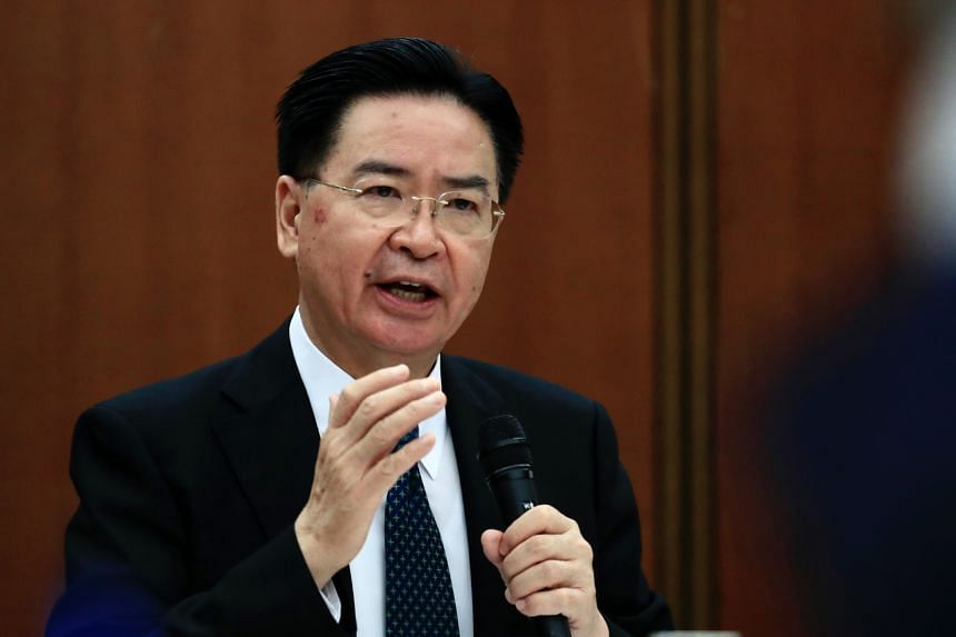Mr Joseph Wu said China appears to be gradually stepping up its military preparedness.