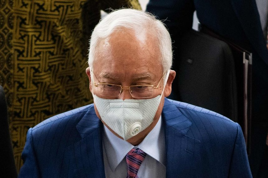 Former premier Najib Razak was given 60 days to pay the taxes, but had failed to do so.