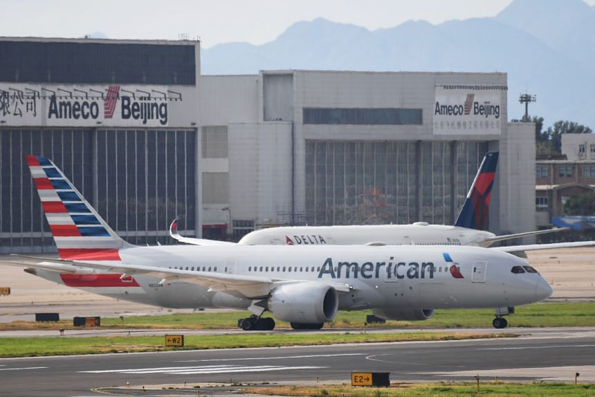 Aircraft account for 12 per cent of all US transportation greenhouse gas emissions.