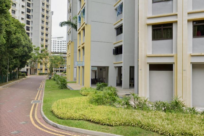 Cassie Ong and Leong Chee Mun are accused of allowing 16 others into their home at Block 295C Compassvale Crescent.