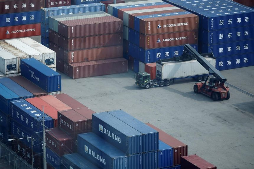 Exports account for nearly 40 per cent of the South Korean economy.