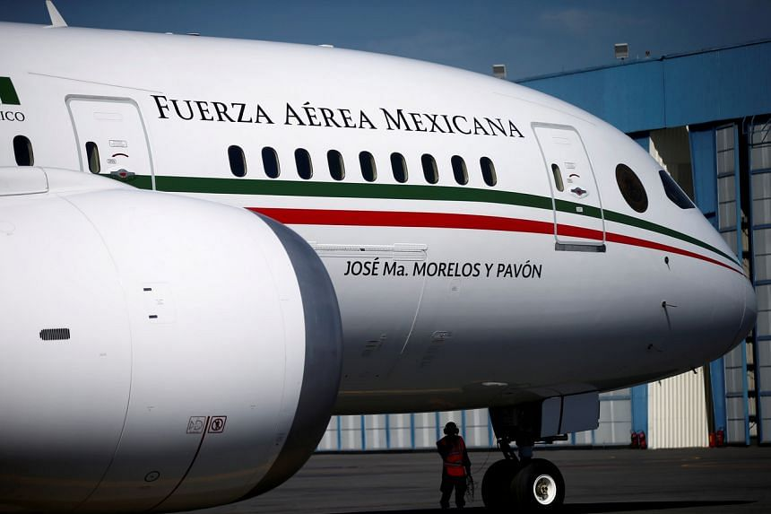 Mexico has struggled to sell the opulent Boeing 787 Dreamliner valued at US$130 million.