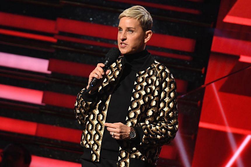 Ellen has yet to make an official statement.
