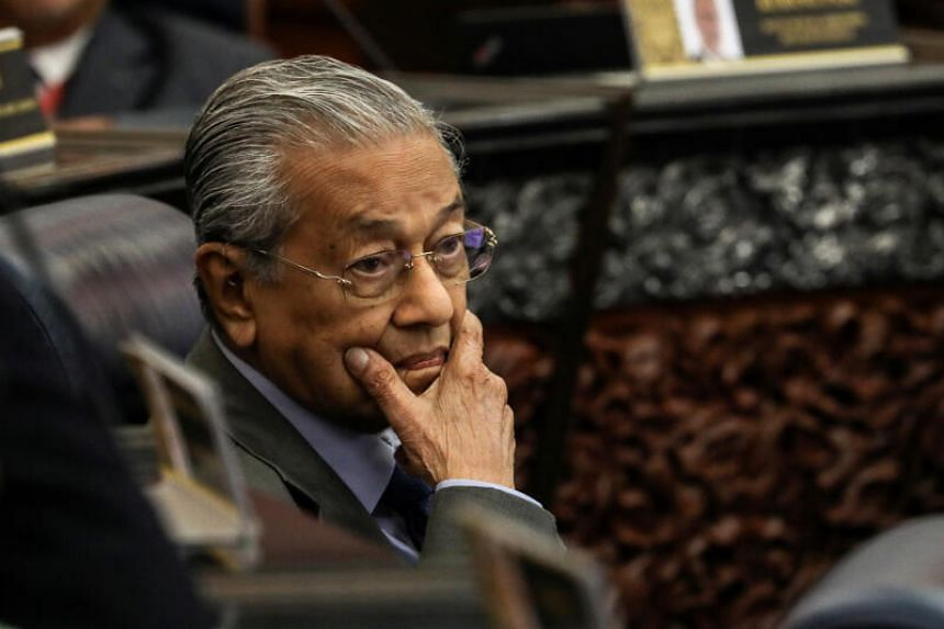 Dr Mahathir Mohamad said even if he ultimately decided not to run for the polls, he would play a prominent role in the election campaign.