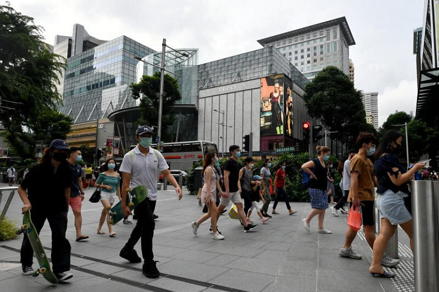 """Singapore has a """"very good chance"""" of keeping the number of community cases to 10 or 20 a day if everyone stick to the rules."""