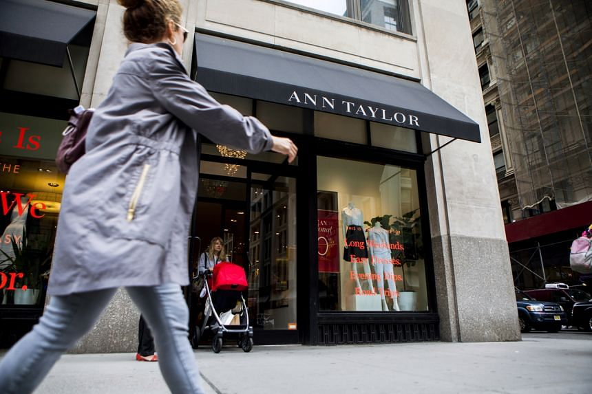 Owner of Ann Taylor and Lane Bryant