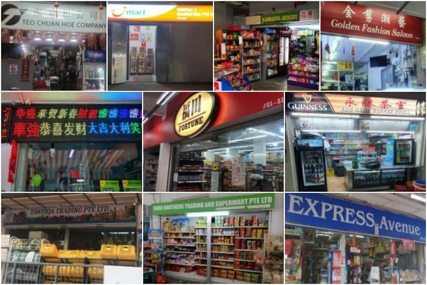 As a result of the suspension, the retailers are not allowed to sell tobacco products during their six month suspension period.