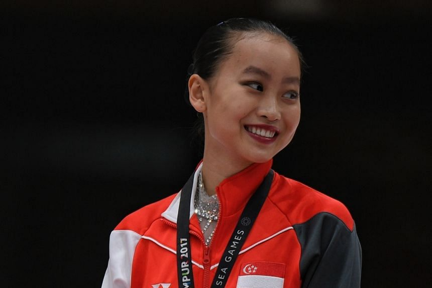Former national figure skater Yu Shuran revealed in an Instagram post that the physical abuse started when she was 11 years old.