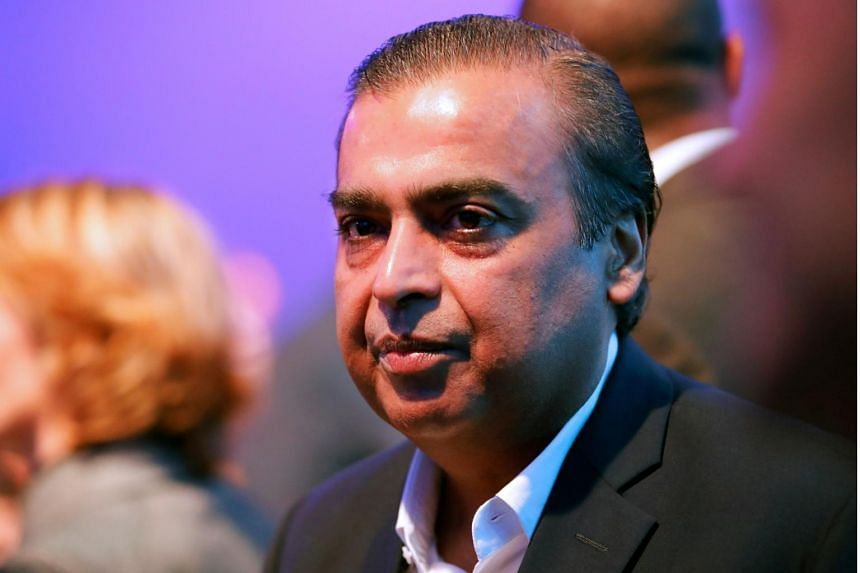 The jump in ranking is just the latest milestone for Mr Ambani.