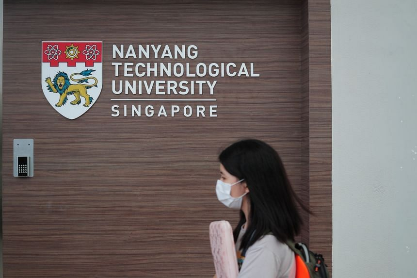 The university said the new core curriculum is in line with the NTU smart campus vision, which seeks to prepare students for a new world that is being shaped by advanced digital technologies.