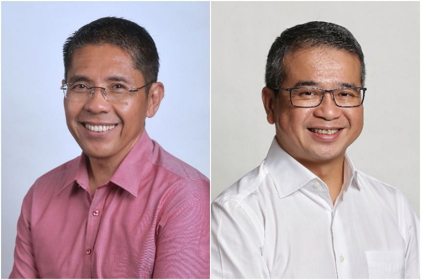 Dr Maliki Osman and Mr Edwin Tong will be sworn in on July 27, 2020.