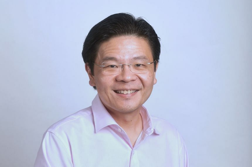 Mr Lawrence Wong had served in the Education Ministry for 18 months - from May 2011 till November 2012.