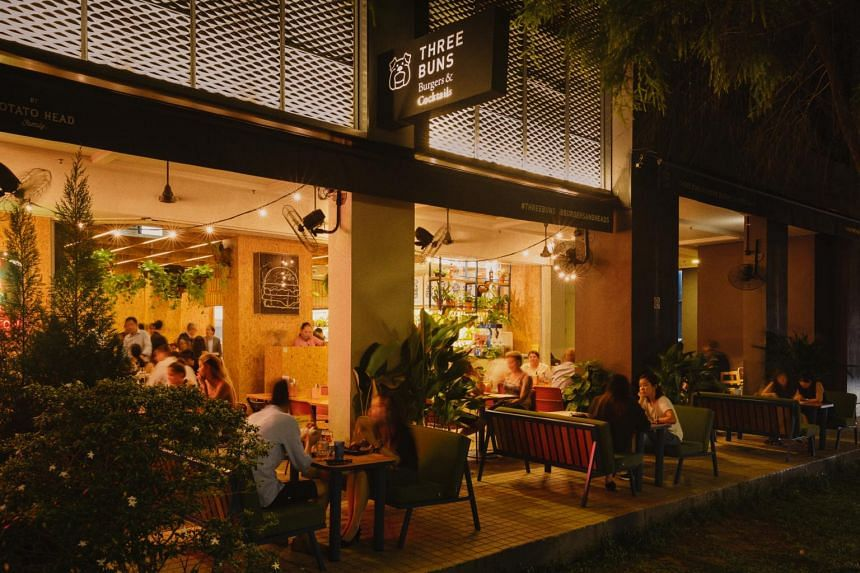 While coping with the challenges brought about by the pandemic, Three Buns has not lost track of its sustainability mission.