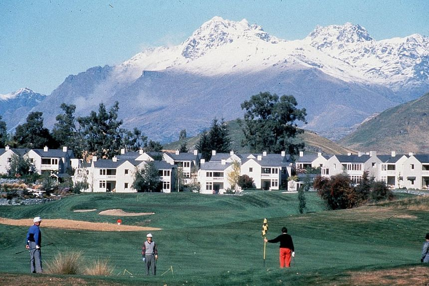 A resort in New Zealand. The country's impressive handling of the coronavirus pandemic has made it a desirable place of refuge for the rich amid the outbreak, says a citizenship and residency advisory firm. You can acquire the right to live, work and