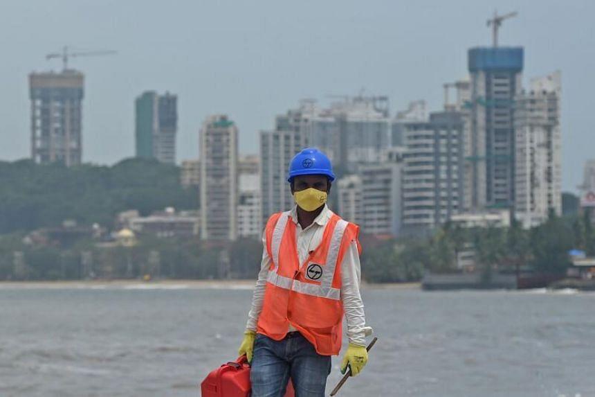 Migrant labourers form the backbone of India's economy.