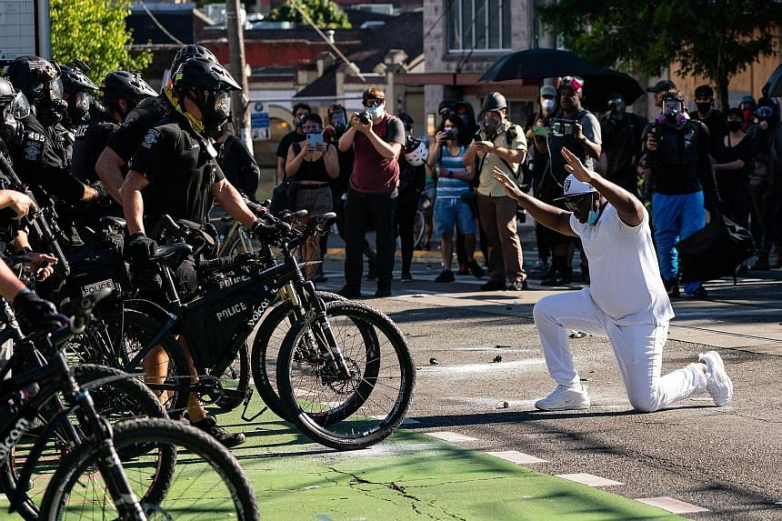 Portland protests spark renewed rallies in US cities, United ...