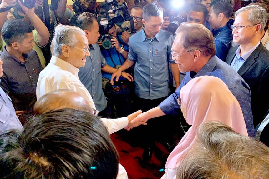 Anwar Ibrahim had believed that Dr Mahathir would fulfil his promise of handing over to him after two years in office.