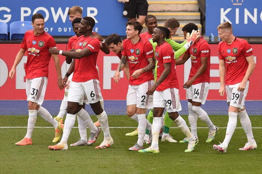 The riches from the Champions League are all the more important to United due to the economic downturn caused by the coronavirus pandemic.