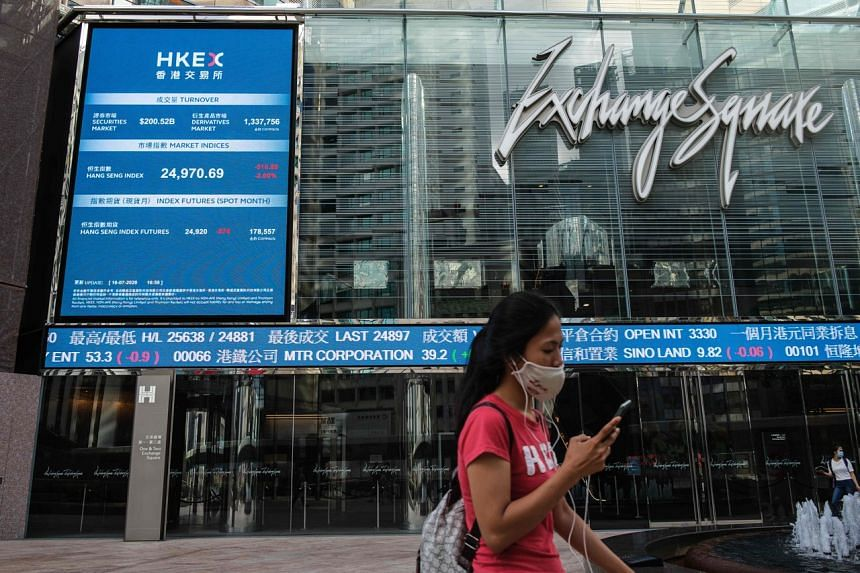 The Hang Seng Tech Index will include Tencent Holdings, Alibaba Group Holding, Meituan Dianping and Xiaomi.