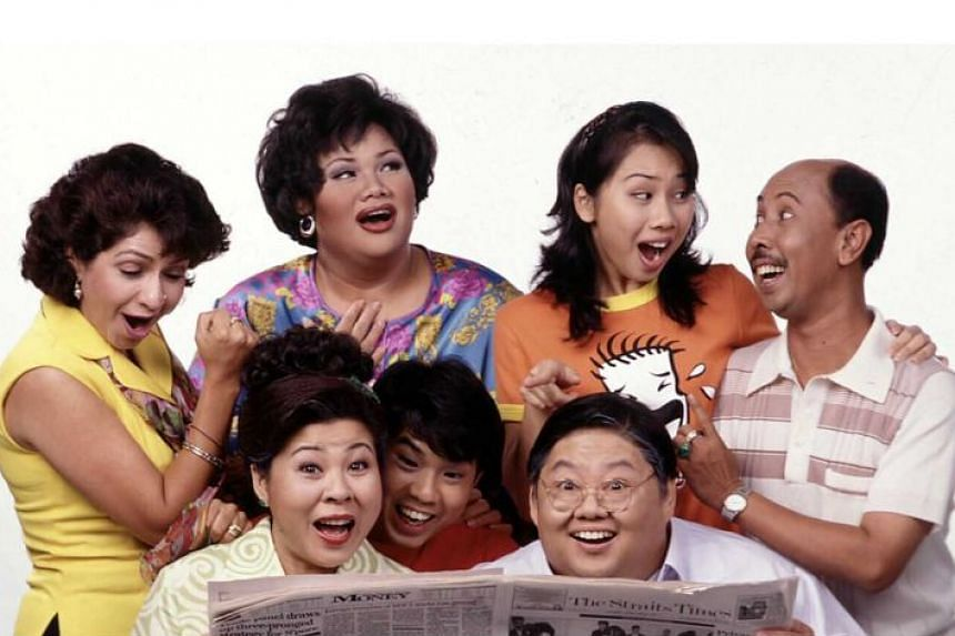 Home-grown titles such as the acclaimed 2013 family drama Ilo Ilo and the sitcom Under One Roof (above) will be added to Netflix's library from Saturday.