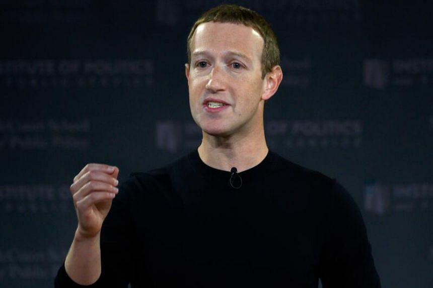 Mark Zuckerberg suggests Google and Apple are bigger threats than Facebook
