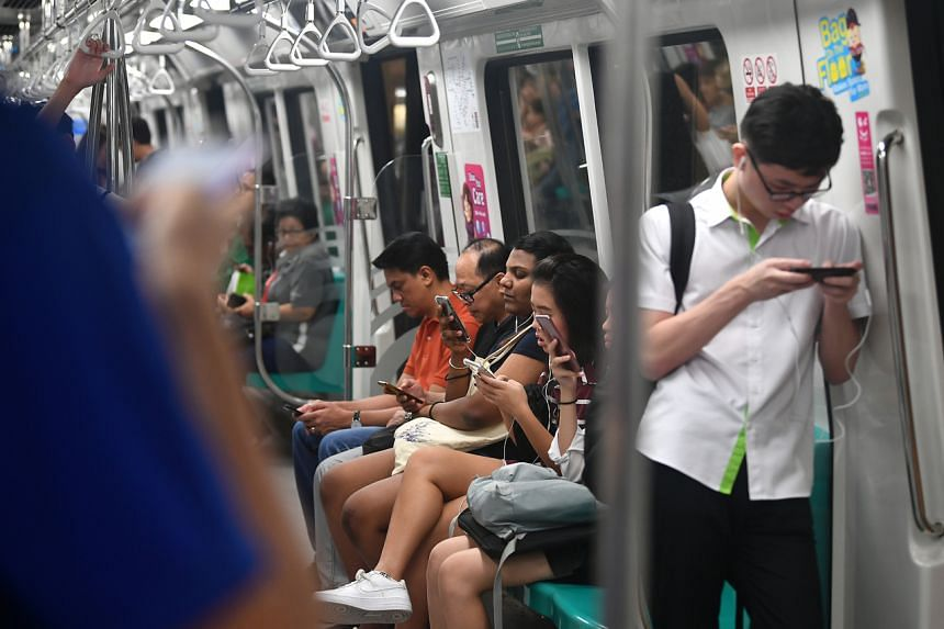 In terms of upload speed experience, Singapore ranked second - behind Seoul - among the six cities.