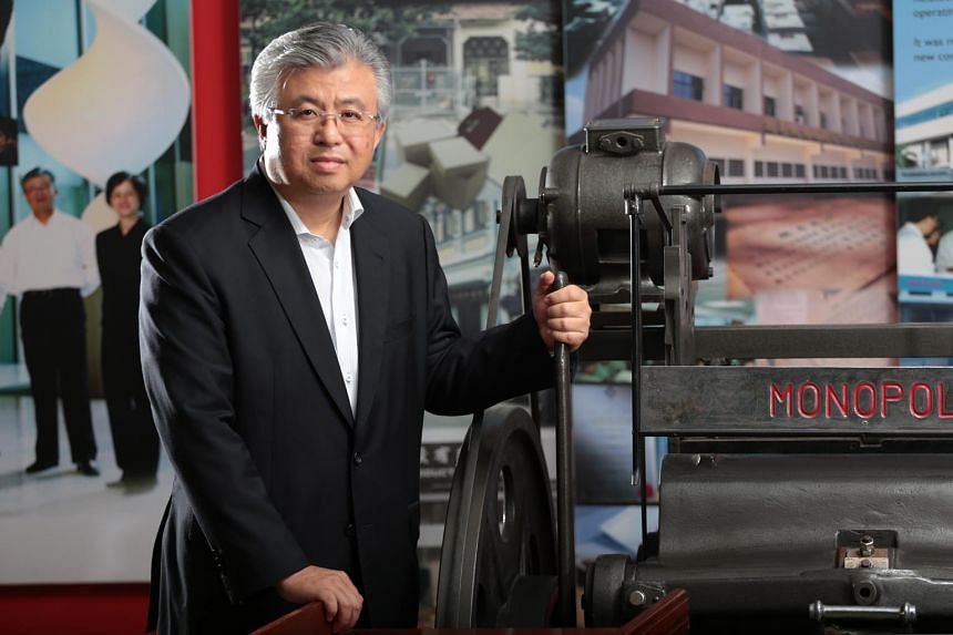 Teckwah is led by chairman and managing director Thomas Chua (pictured), the eldest son of the late Chua Seng Tek, who founded the company.