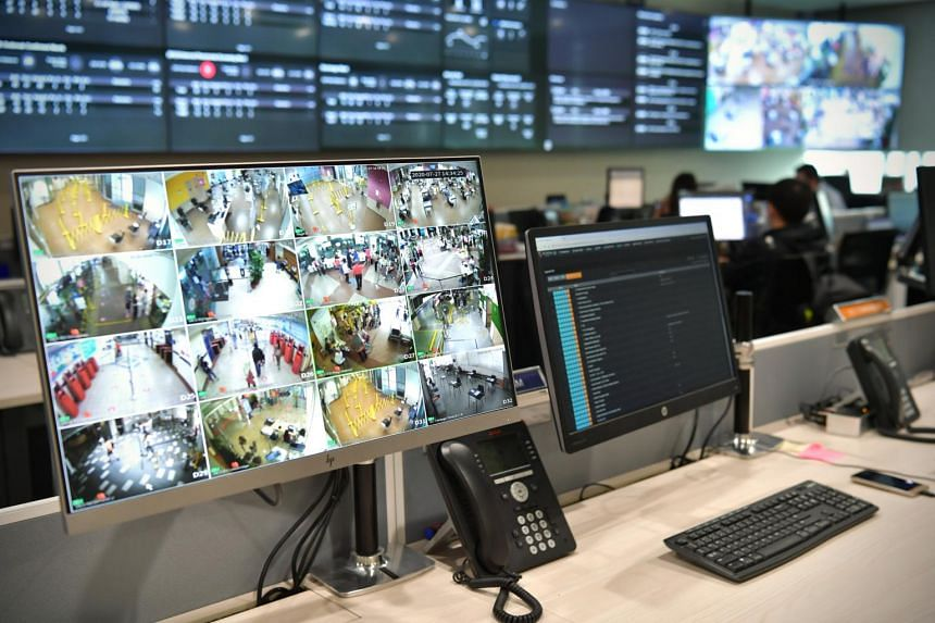 Tan Tock Seng Hospital's Command, Control and Communications (C3) system at its Operations Command Centre, the first of its kind intelligent healthcare facility worldwide.