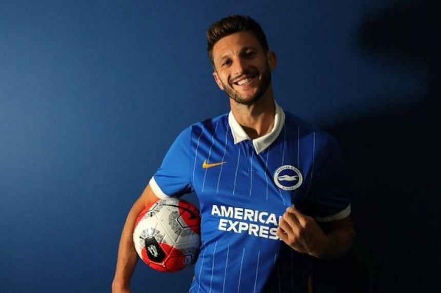Adam Lallana has agreed a three-year contract with the Seagulls.