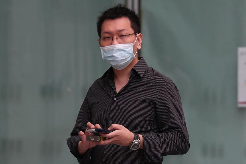 Lee Cheng Yan was found guilty of voluntarily causing grievous hurt to the policeman.
