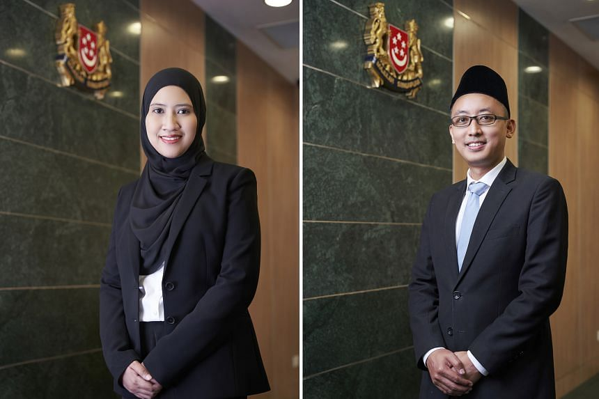 From Saturday, Ms Guy Ghazali, 38, will understudy current senior president Alfian Yasrif Kuchit, 42, as the senior president-designate before taking on the role from Oct 1, said the Ministry of Culture, Community and Youth yesterday. She will be the