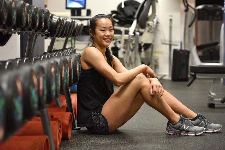 Gymnast Tan Sze En, 19, is not too worried about the loss of her coach Gerrit Beltman, who resigned from Singapore Gymnastics in July.