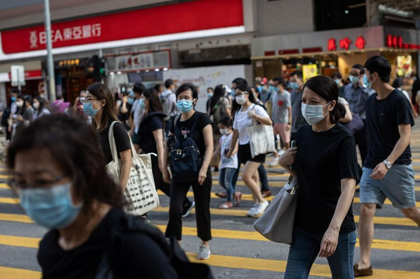 Hong Kong reported 106 new infections on July 28, of which 98 were local and the remainder imported.