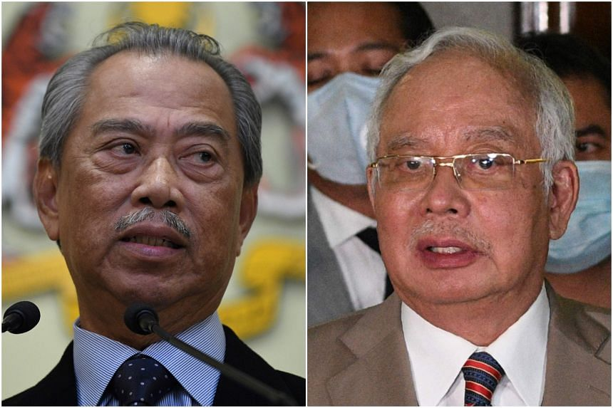 Prime Minister Muhyiddin Yassin said the government respects Najib Razak's right to appeal.
