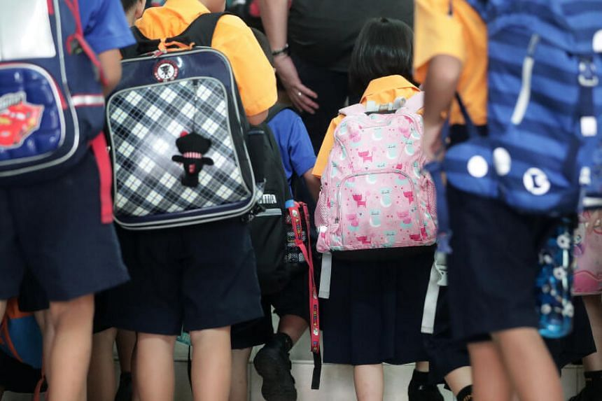 MOE will also be introducing a cap on the intake of PR children in primary schools.