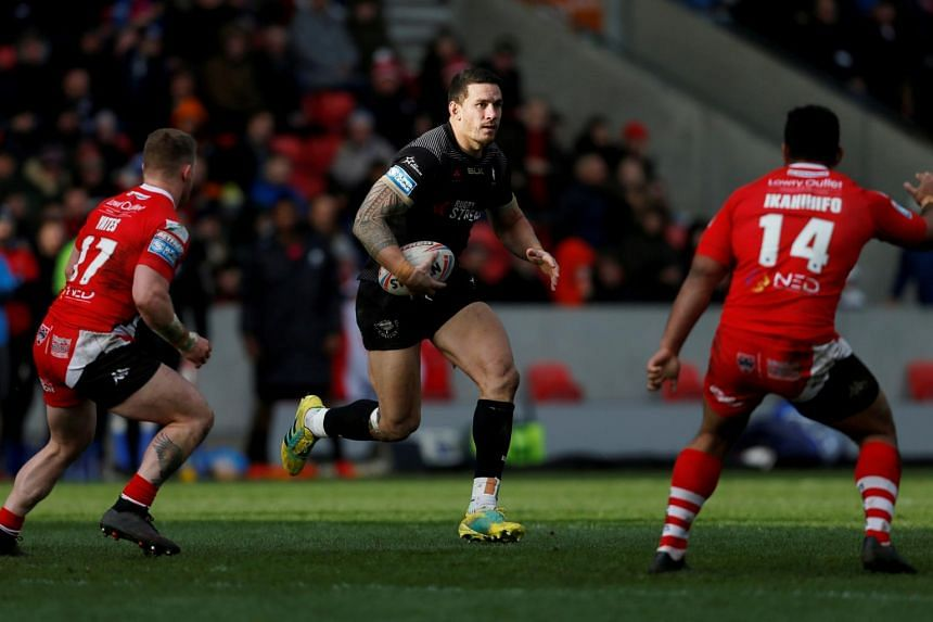 Sonny Bill Williams was 'in holiday mode' before Roosters return