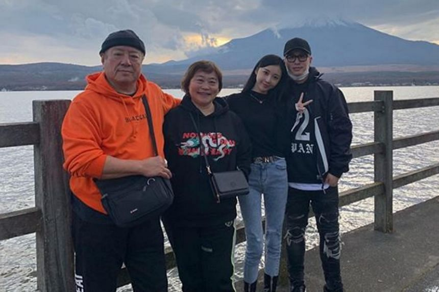 The Taiwanese-American singer announced on Instagram that he had tied the knot with 26-year-old Luna Xuan.