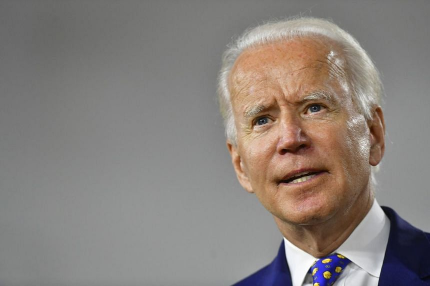 Joe Biden pledged that fighting systemic racism is integral to an array of his economic proposals.