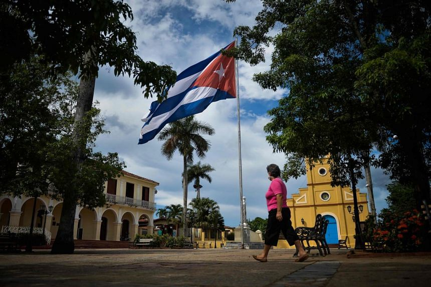 Relations between Washington and Havana have chilled considerably.
