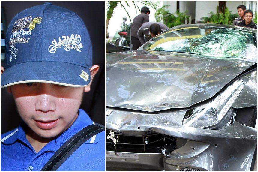 "Vorayuth ""Boss"" Yoovidhya is linked to a deadly 2012 hit-and-run involving a Ferrari sports car owned by him."