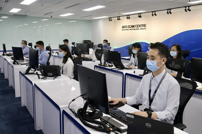 The Singapore Police Force's Anti-Scam Centre has handled more than 8,600 scam reports in the one year since its establishment.