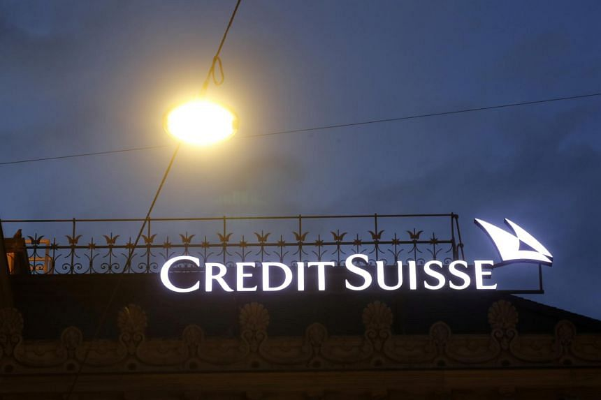 Credit Suisse also posted a 24 per cent rise in second-quarter net profit to 1.16 billion Swiss francs.