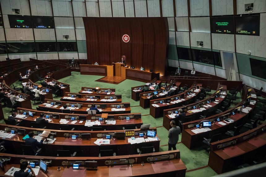 Hong Kong's government said more could face a similar decision in the near term.