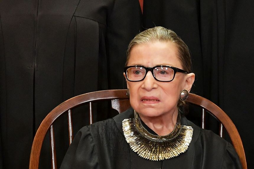 Ginsburg hospitalized again for 'minimally invasive' procedure