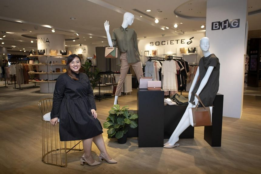 Pockets Please Bhg S First In House Designer Wants To Make Problem Solving Clothes For Women Fashion News Top Stories The Straits Times
