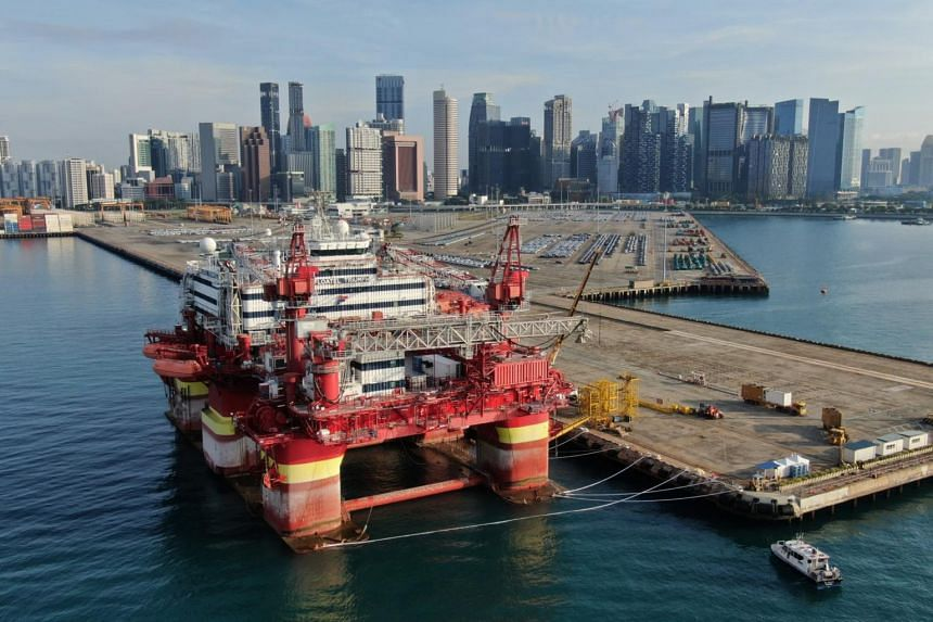 Without the impairments, Keppel would have seen a net profit of $222 million for the quarter.