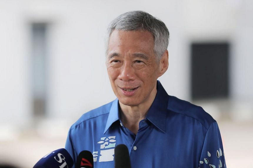 PM Lee said he is hopeful that discussions on the HSR project will bear fruit over the next three to four months.